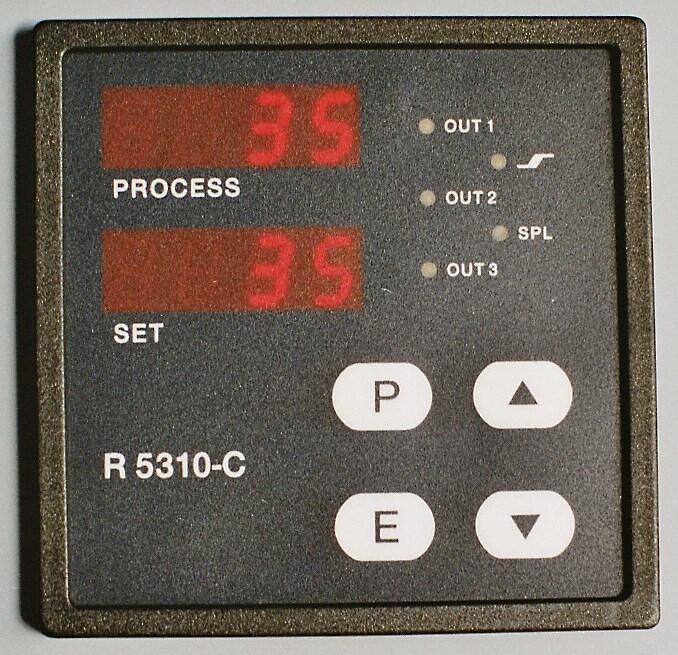 www g digitaler temperatur regler r 5310c technische details. Black Bedroom Furniture Sets. Home Design Ideas